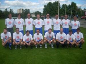 Die Mannschaft des PSV bei den Bundesmeisterschaften 2006 in St. Pölten